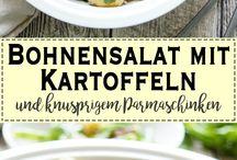 Aus der Lameng-Salate & und Vorspeisen