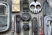 EDC Every Day Carry Survival Gear