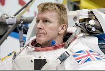 """News & Ufologia : L'astronauta Tim Peake: """"gli alieni sono reali e presto scopriremo la verita"""""""