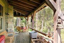 Porches galore! / Amazing, cosy and inspiring porches.