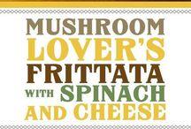 mushrooms resipes