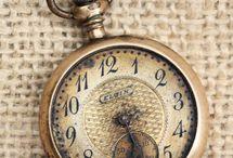 Clocks / by Vanessa Schwartz