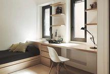 minimalism rooms