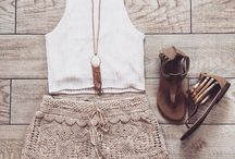 Spring/Summer (clothes i like)