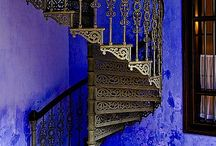 Steps, Stairs & Stair cases