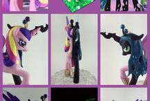 princess cadence and queen chrysalis