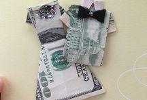 Detalles con dinero