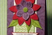Cards - Build a Blossom