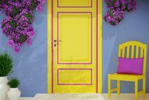 Color y estilo en tus fachadas