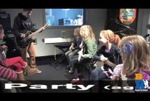 Bach to Rock Programs / B2R offers a variety of music programs for all ages including camps, parties and early childhood classes.