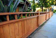 Front Fence design