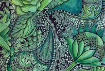 Paisley Print  / by Jane Martindale Teter