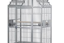 Parrot Cages / Our range of Parrot Cages.  If you have queries, please do not hesitate to contact us on 01420 23986  www.robharvey.com   rob@robharvey.com