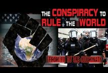 Scary Conspiracies / by Kathy Pease