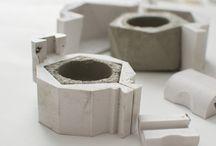 IDEAS: Molds & Forms / Molds & Form ideas for ShapeCrete Concrete Mix