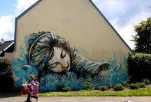 Arte de rua...