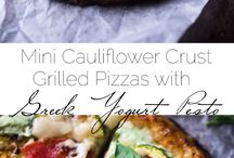 Sandwich & pizza