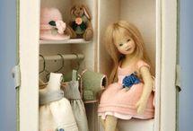 dolls suitcase