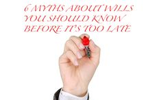 All About Wills / A Will is the backbone of a well-written estate plan. Find out why.