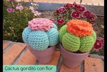 video crochet cacti