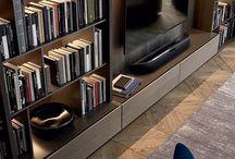 librerie soggiorno
