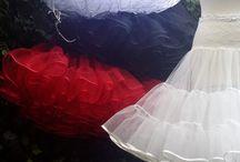 falsos para vestidos