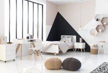 Minimal παιδικά δωμάτια / Minimal διακόσμηση  στα παιδικά δωμάτια. Όμορφα έπιπλα με λιτές καθαρές γραμμές, άρτια γεωμετρικά σχήματα και ουδέτερα χρώματα συνθέτουν το μίνιμαλ στυλ.