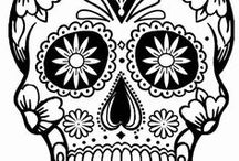 Mexican Stylised Patterns