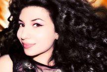 GIULIA MIHAI  romanian singer / Giulia Mihai singer