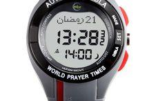 MIKAT SPORT WATCHES / Mikat Unisex Digital Sport Prayer Watches
