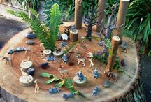 reggio inspired spaces early childhood children play outdoor play