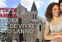 Viaggi Francia - Città / Cultura, attività, gastronomia... Tante idee viaggio nelle città di Francia!  #ViaggiFrancia #ViaggiCitta #CittaFrancia #ViaggiMulhouse #ViaggiReims #ViaggiLeHavre #ViaggiAngers #Viaggi Poitiers #ViaggiNizza