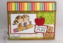 April 2016 New Release Stamps and Dies / On this board you'll find our new April 2016 stamps and dies along with inspirational projects using all the new products.