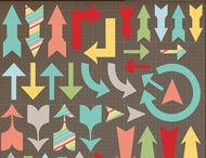 arrows / by Tausha Hoyt {Sassy Style Redesign}