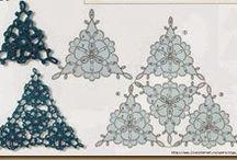 Crochet Triangle