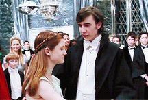 Ginny and Neville