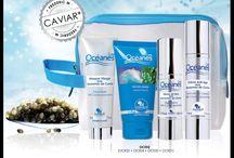 """Les oceans !!! / FREDERIC M dobândit stăpânirea algelor marine cel mai prețios activ în serviciul de cosmetice : extracte de alge și fitoplancton dar mai ales lipozomi de caviar , concentrat de minerale naturale si vitamine împotriva îmbătrânirii pielii . Îngrijirea liniei """"Ocean """" este una dintre cele mai mari succese comerciale ale brandului FREDERIC M , o gamă excepțională consiliere anti - imbatranire ,la vârsta de 40 de ani pentru a lupta împotriva efectelor  vizibile ale îmbătrânirii pielii ."""