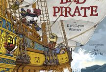 Books for Talk Like a Pirate Day