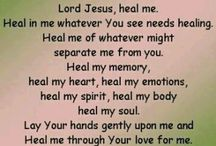 Prayer for Healing / by Jennifer White