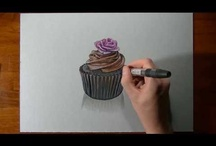 Drawing- videos How to Draw