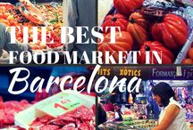 Barcelona foodie / We'll collect the best food related pics and tips about the delightful food of Barcelona: bet you'll be hungry after seeing them! Book a tour with us to taste the authentic food of this amazing city!