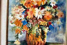 Yağlı Boya Tabloları / Güzel ve İlginç yağlı boya tablolarını burada bulunduruyoruz...