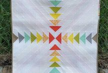 Flying Geese quilts