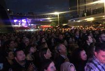 Goran Bregovic Next Level'da! / Balkanların en iyi bestecisi ve söz yazarı Goran Bregovic muhteşem bir konser ile tüm Ankara'yı eğlendirdi.