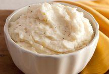 Kitchen - potato recipes