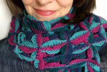 CROCHET PATTERN Scarf / Shawl Pinterest, Crochet Scarf Pattern, Crochet Shawl Pattern, Scarf Pattern
