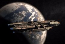 Galacticaa e planetas.