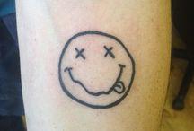 Nirvanas Tetoválások