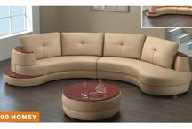 Sectional Sofas / Find all your wants and needs in one place for all your family or living room furniture with our sectionals collection http://shoppingstock.com/living-rooms/sectionals