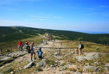 Krkonose / The Giant mountains are the biggest mountains in the Czech republic. Come over!
